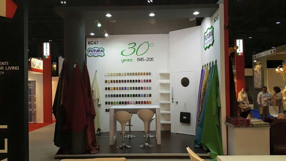 FURURA LEATHER-ITALY Index Exhibition-2015,Dubai
