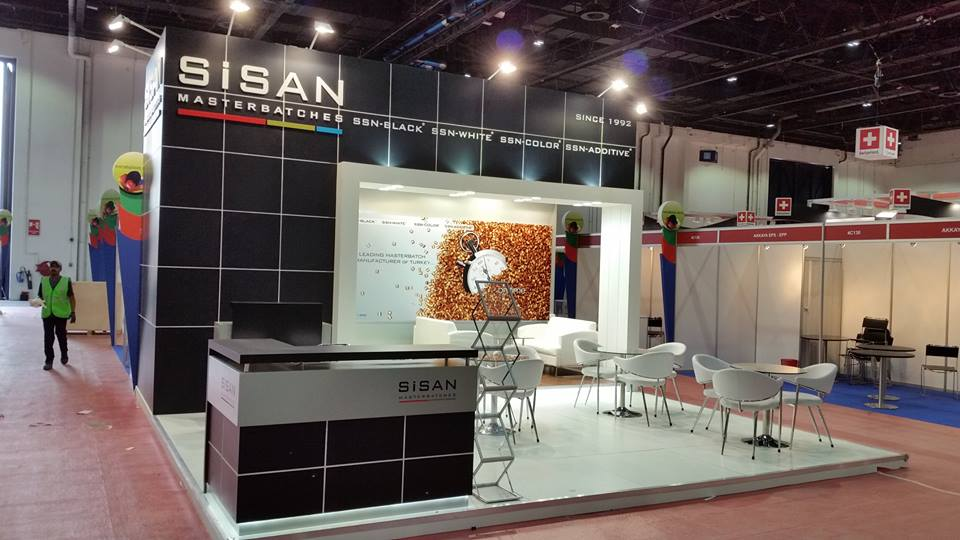 Arab Plast Exhibition-2015 SISAN -TURKEY