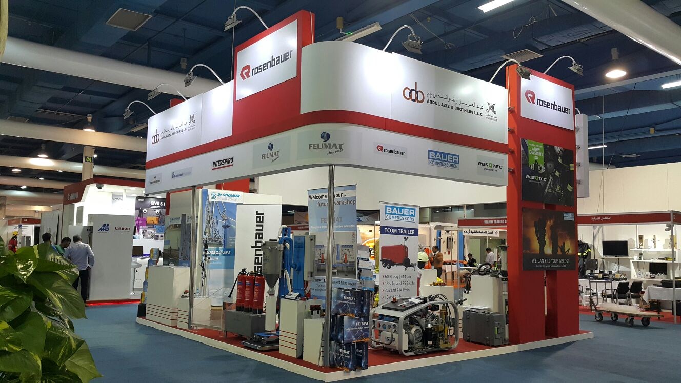AAB LLC – OFSC exhibition – 2015 , Muscat