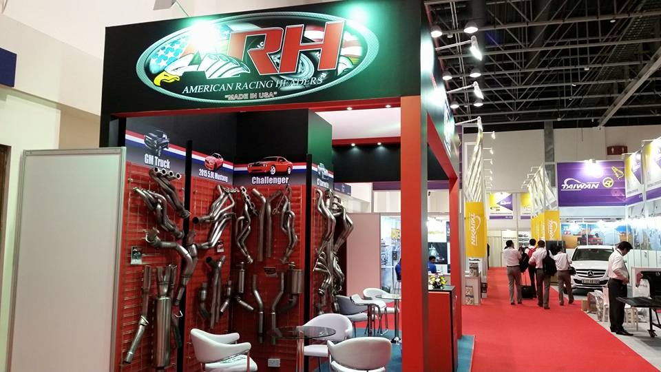 ARH-Automechanika exhibition – 2015,Dubai