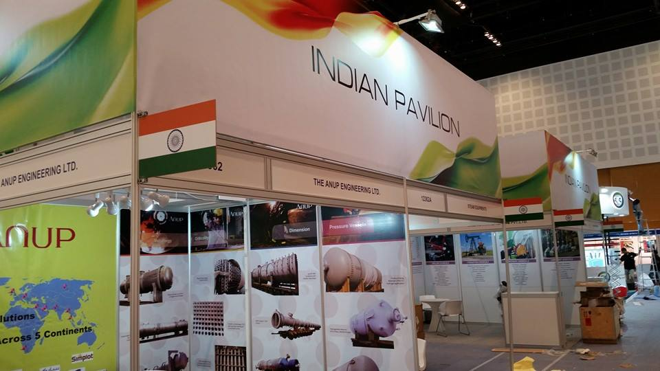 ADIPEC Exhibition CII Indian Pavilion