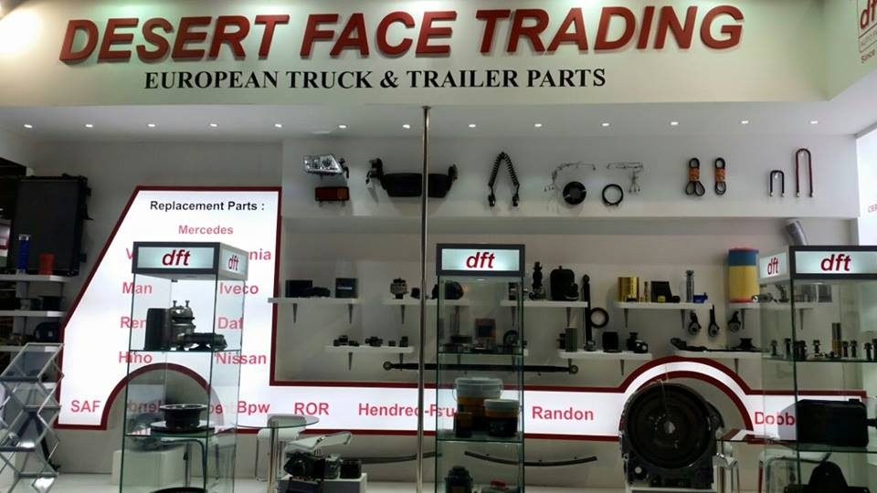 DFT – Automechanika exhibition – 2015,Dubai