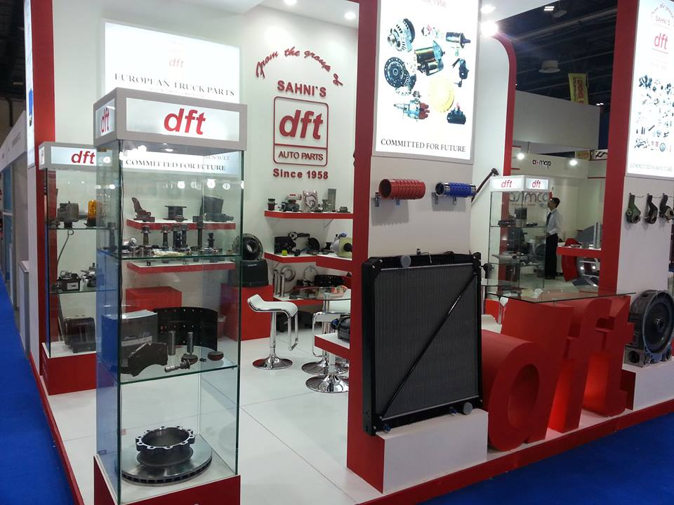 DFT-Automechanika exhibition 2014,Dubai