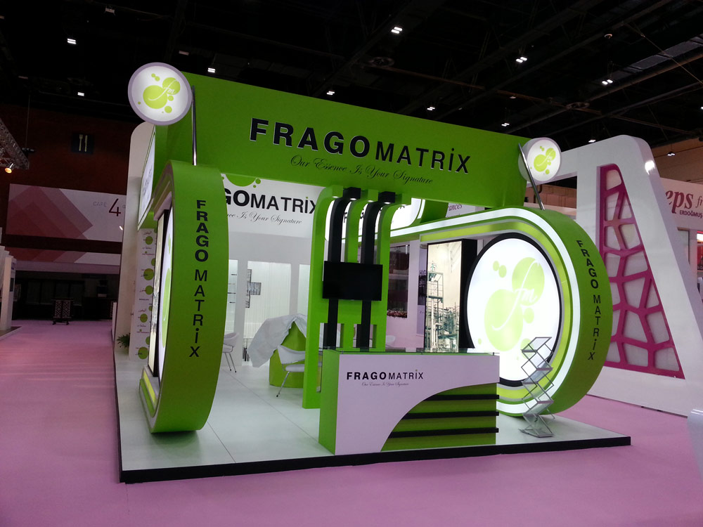 Beauty World-2014- FRAGO MATRIX, Dubai