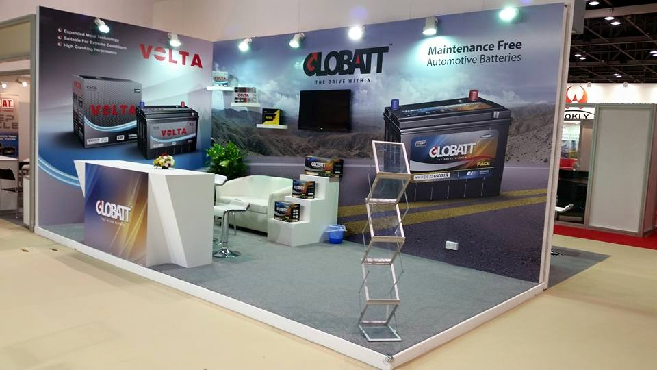 GLOBATT-Automechanika exhibition-2015,Dubai