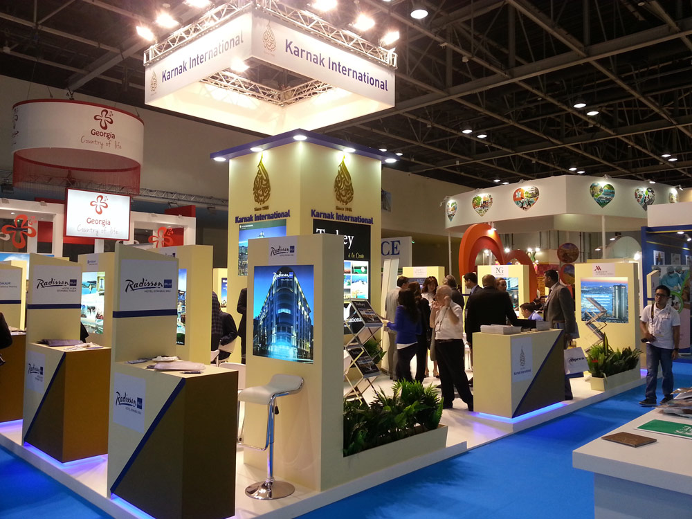Karnak Int. Turnkey ATM Exhibition