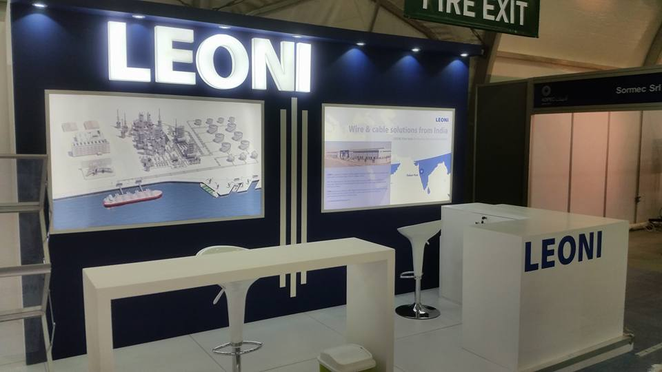 Leoni AG(Germany), ADIPEC Exhibition, Abu Dhabi-2015
