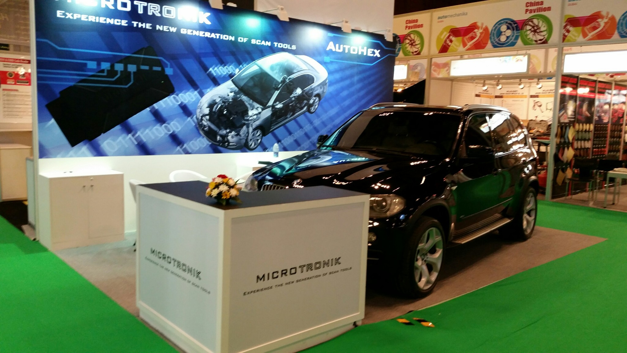 MICRO-Automechanika exhibition – 2015,Dubai