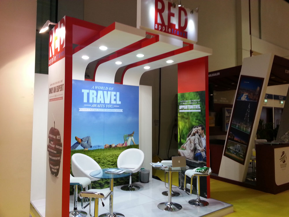 ATM Exhibition-2014, Dubai – Red Apple Travel