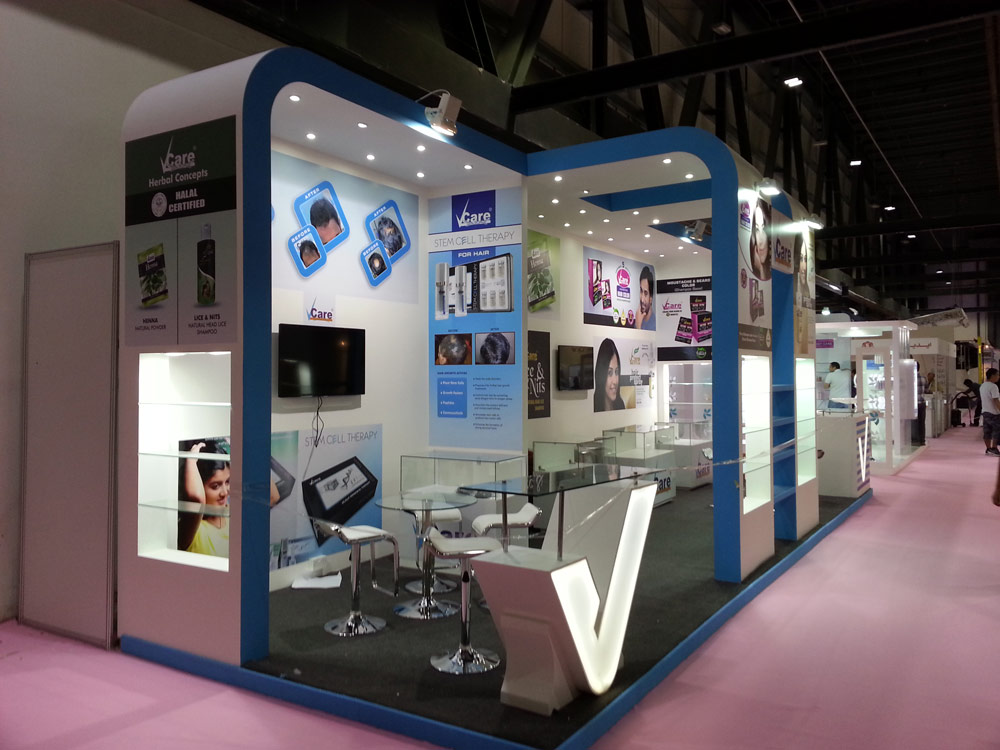 Beauty World-2014 V CARE, INDIA