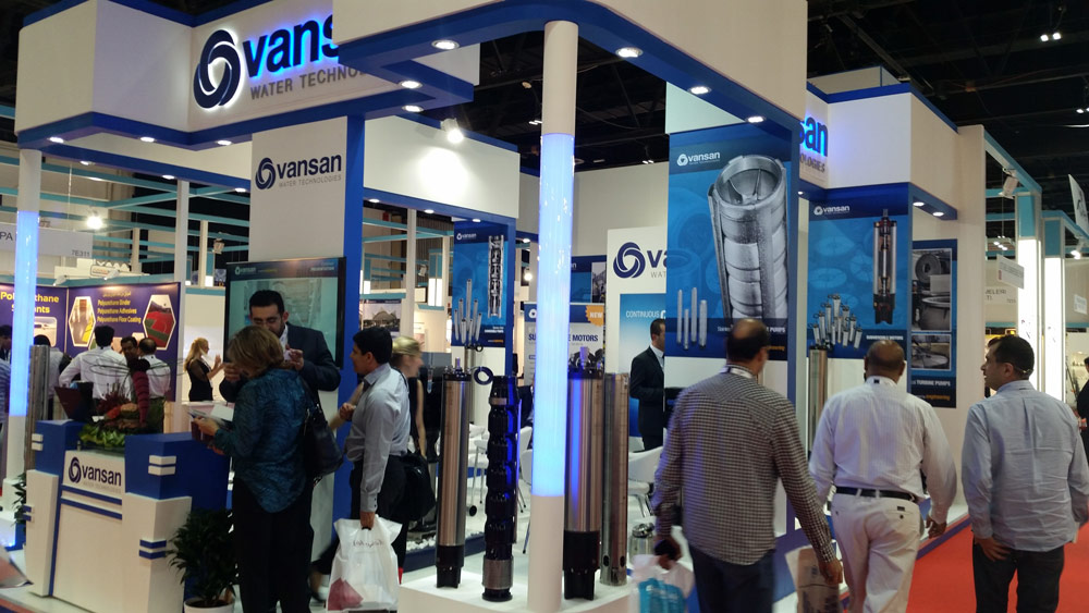 VANSAN – Turnkey Big 5 Exhibition,Dubai – 2014