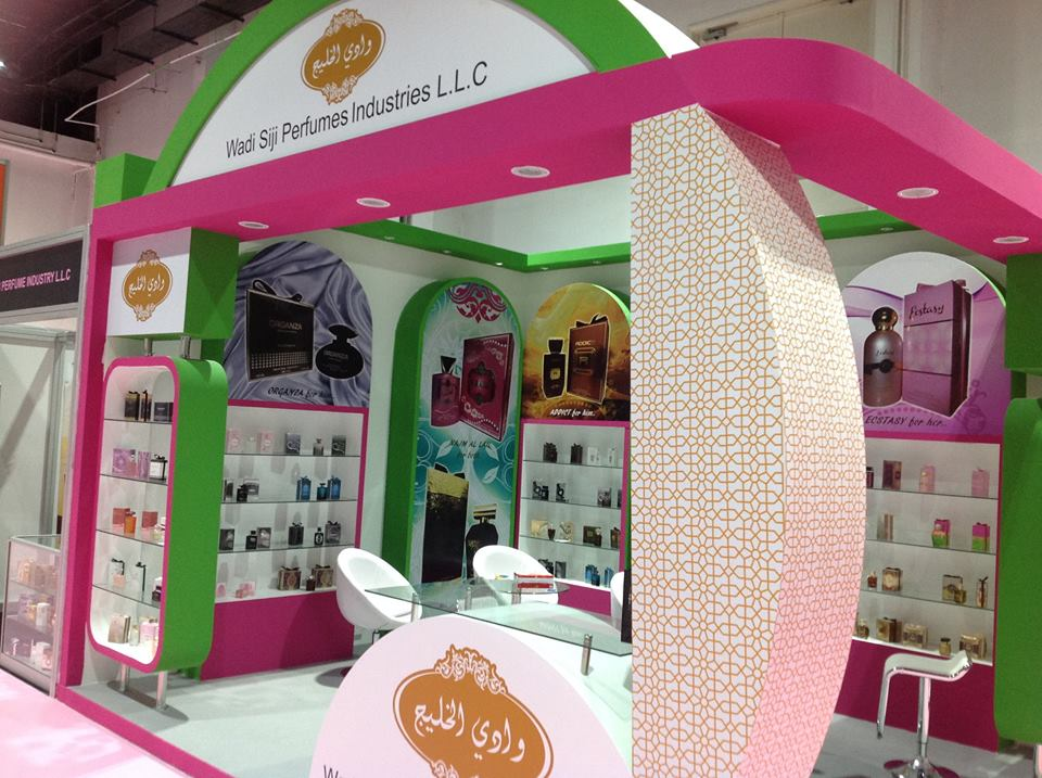 WADI SIJI -Beauty world exhibition-2014,Dubai