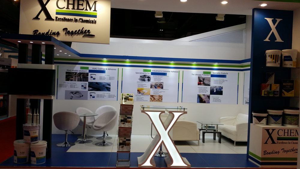 Big 5 – 2014, Dubai. X-chem. UAE