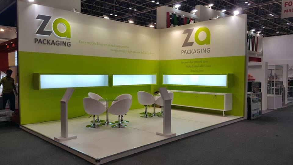 GULFOOD Manufac, Dubai – 2015 ZA Packing