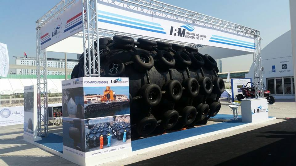 IRM – INDIA – ADIPEC Exhibition, AbuDhabi – 2015