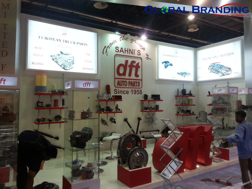 AUTOMECHANIKA Exhibition – 2013 DFT, UAE