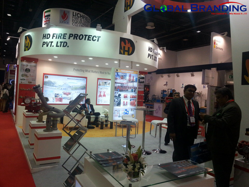 Intersec 2014 HD Fire, India