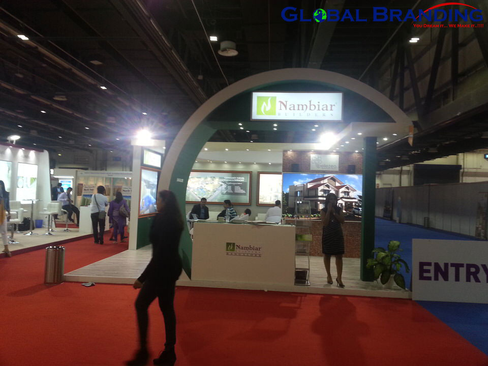 INDIAN PROPERTY SHOW-2013 Nambiar Builders,India