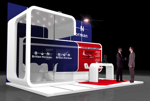 Custom Exhibition Stand Design