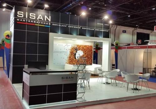 Arab Plast Exhibition-2015 SISAN -TURKEY