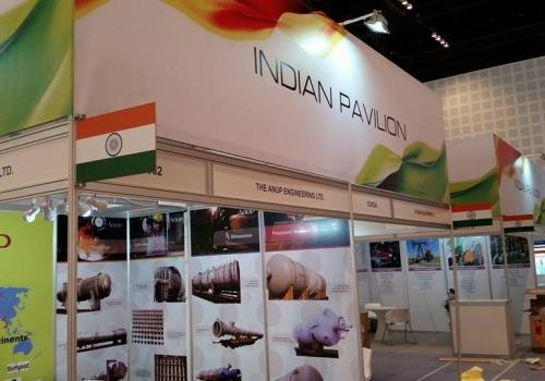 ADIPEC Exhibition CII Indian Pavilion