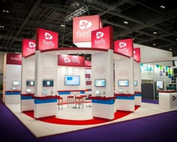 Build the Brand Identity of Your Business with the Custom Built Exhibition Stands