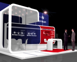 Get Profitable Business Leads with the Custom Exhibition Stand Design