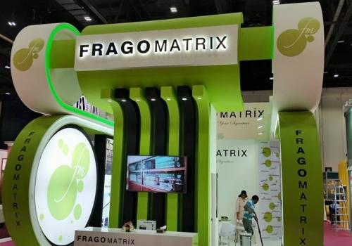 FRAGOMATRIX-Beauty world exhibition-2015,Dubai