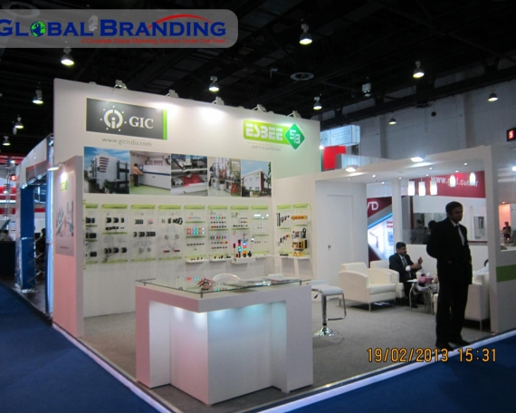 MEE Exhibition 2013 GIC
