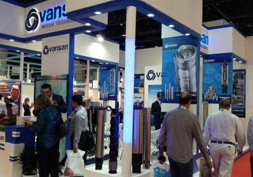 VANSAN – Turnkey Big 5 Exhibition,Dubai – 2014
