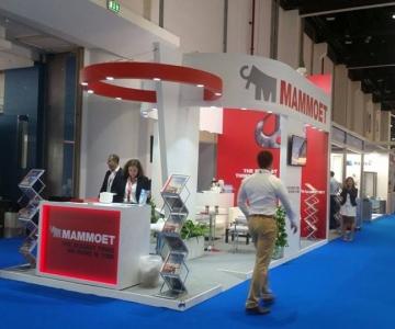 Mammoet -ADIPEC Exhibition, Abu Dhabi-2015